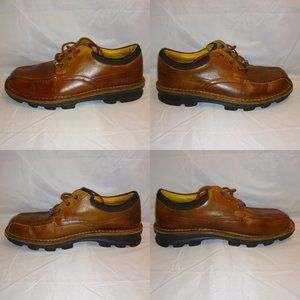 Tommy Hilfiger Shoes - Tommy Hilfiger Brown Leather Shoes Size 11.5 M